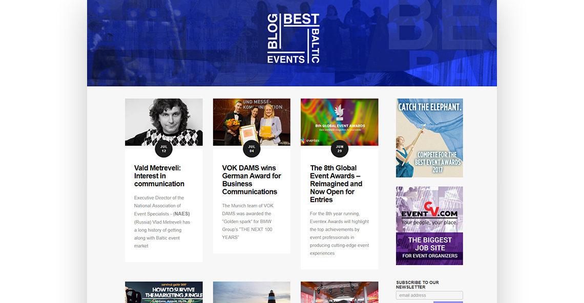 BestBalticEvents.com