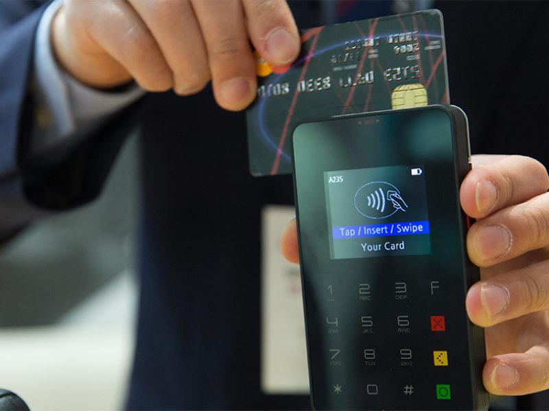 Mobile payment terminal (NDA)